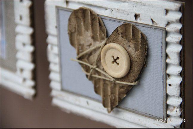 cuore cartone