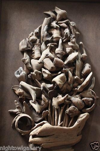 Mesquite Branch Centerpiece : Best driftwood art images on pinterest