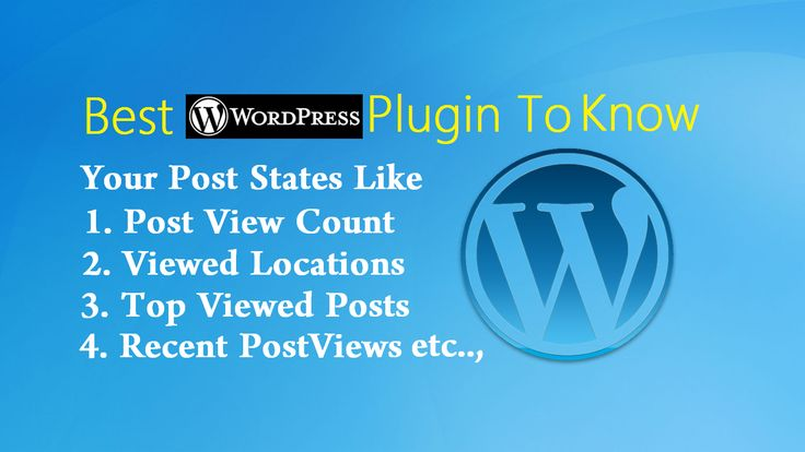 wordpress plugin to know your post states, this plugin will shows you post view count, viewed locations, top and viewed. plugin to know your post states.