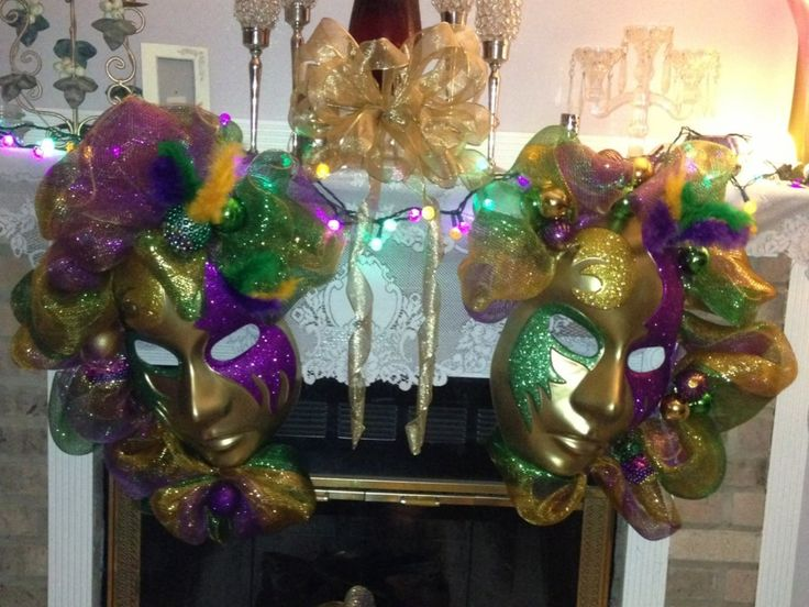 Mardi Gras Decorations | Home and Party Decors