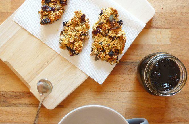 Ricetta | Barrette di muesli con semi e frutta secca      #foodie #food #breakfast #colazione #TalesFromTheFood