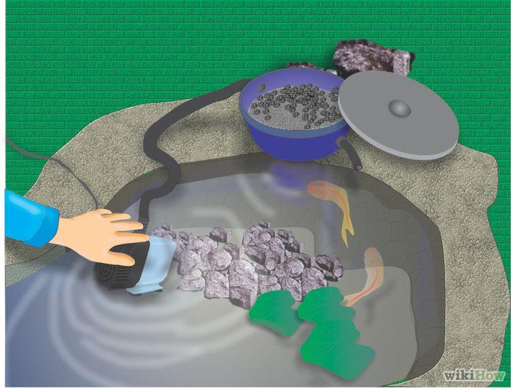 The 25 best pond filter system ideas on pinterest pond for Make your own pond filter box