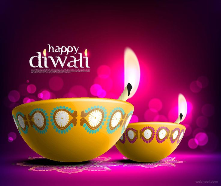 60 Beautiful Diwali Greeting cards and Happy Diwali Wishes. Read full article: http://webneel.com/webneel/blog/diwali-greetings-card-collection-2 | Follow us www.pinterest.com/webneel