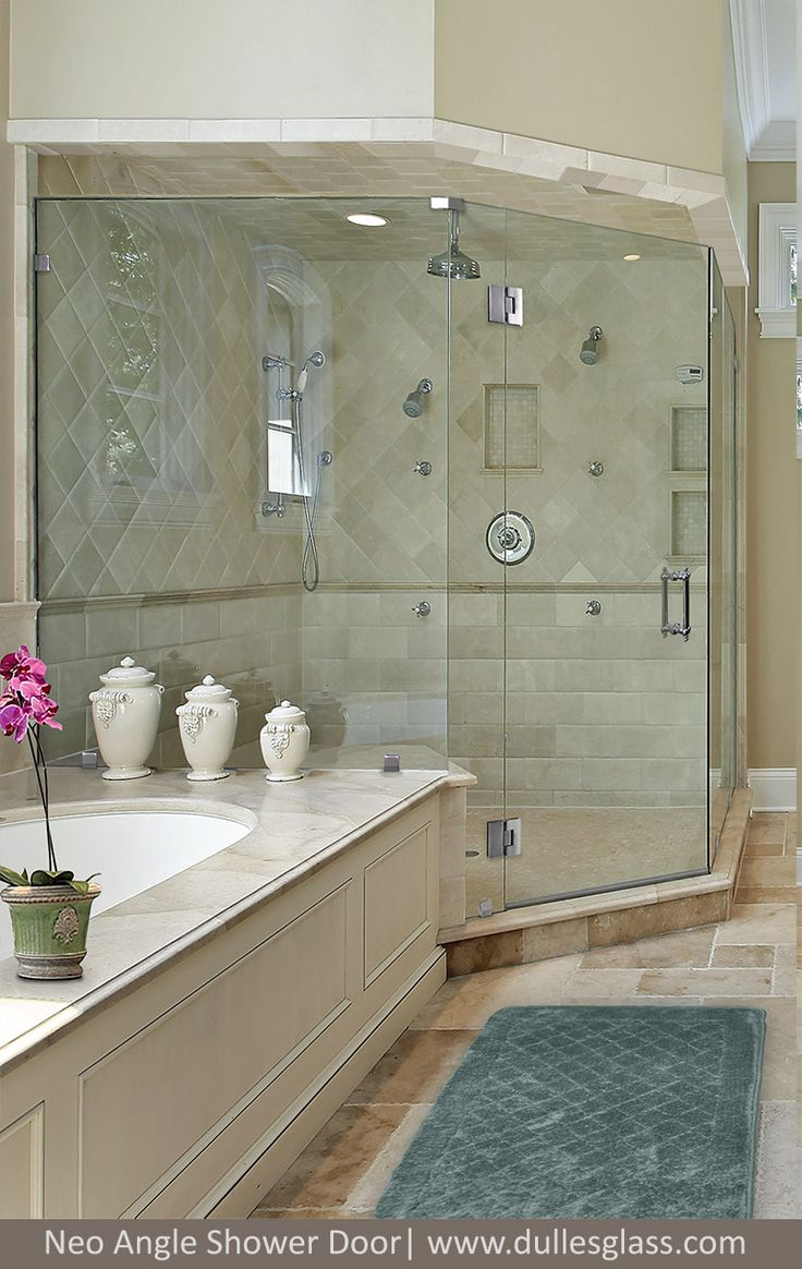 25 best ideas about neo angle shower on pinterest neo - Bathroom shower enclosures ideas ...