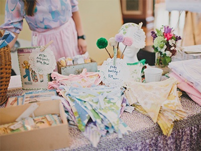 Brisbane Finders Keepers Market! Craft Fair Table, Frankie magazine