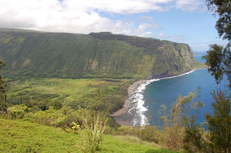 Big Island: Waipio Valley