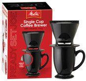 Ready Set Joe One Cup Coffee Maker
