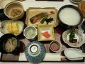 Japanese breakfast at Nadaman