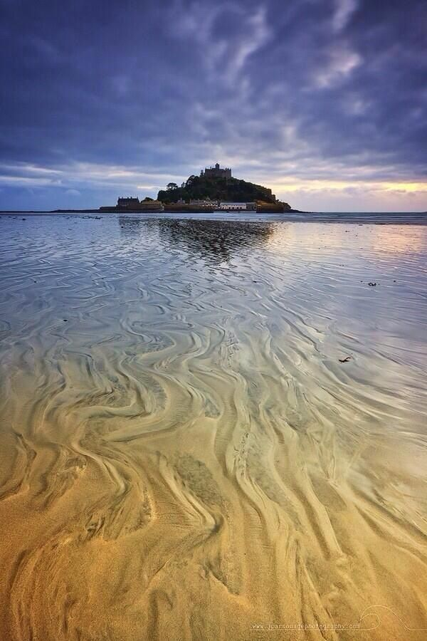 Cornwall, St. Michaels Mount