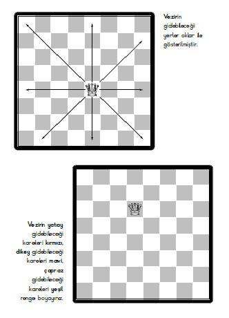 çiğdem Demiröz Adlı Kullanıcının Satranç Panosundaki Pin Chess Ve