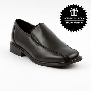 a zapato estilo mocasin hombre negro station 1351