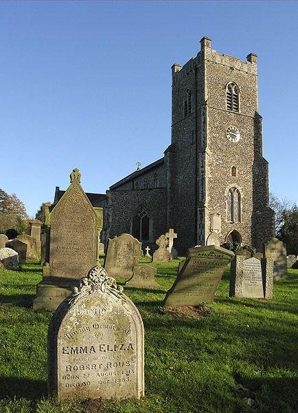 St John's Church in Saxmundham, England | Suffolk