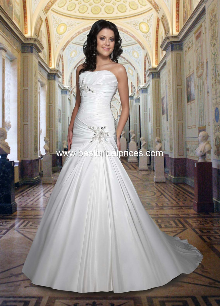 DaVinci Wedding Dresses....so pretty!