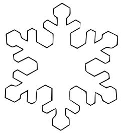Best 25 Snowflake Printables Ideas On Pinterest