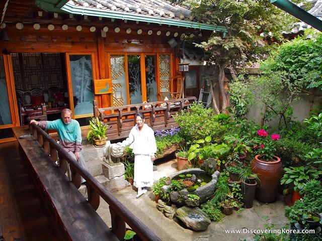 Seoul Bukchon Hanok Village