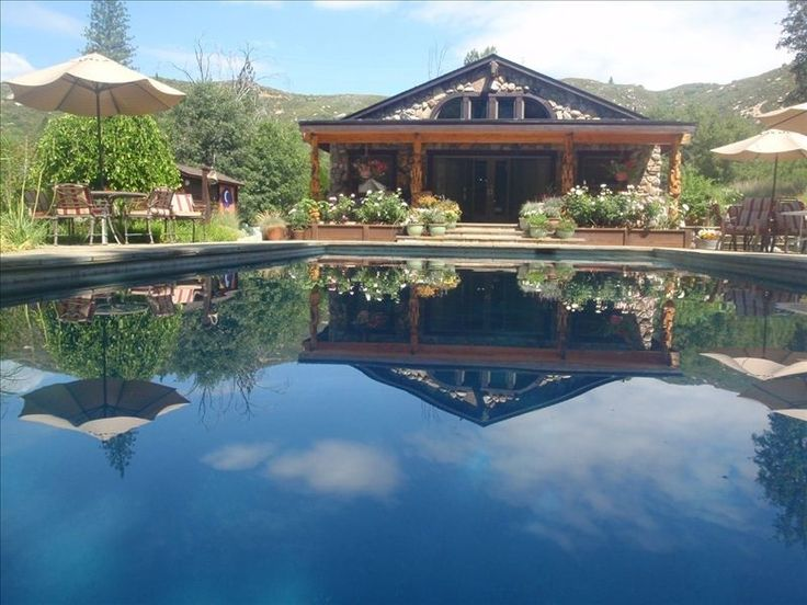 Yosemite National Park Vacation Rental   VRBO 178031   1 BR Yosemite Area  House In CA, Romance U0026 Relax   Sun House   Secluded Pool/ Spa In Wilderness