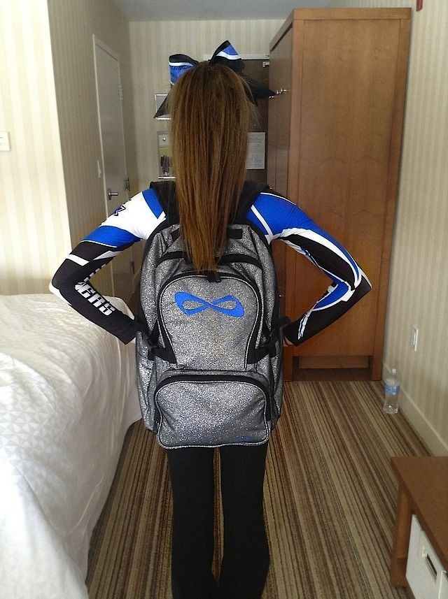 backpacks available from uk white luxe nfinity bag backpack infinity cheer product world