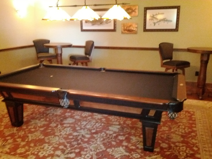 Connelly Brand 9u0027 Custom Pool Table From Greater Southern Home Recreation.