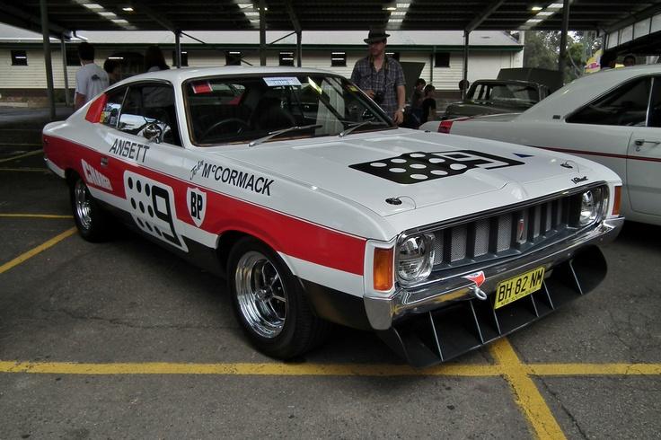 1974 Chrysler VJ Valiant Charger coupe