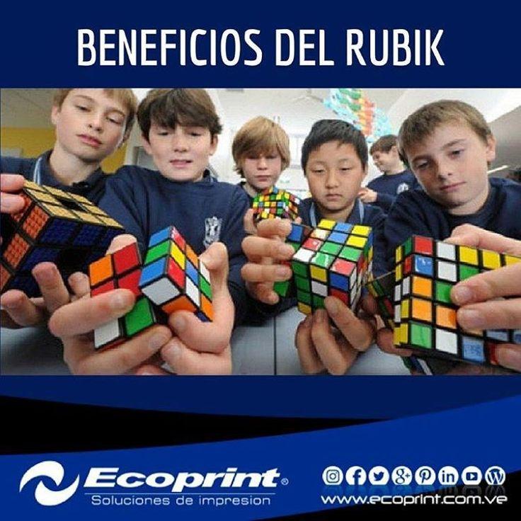 Los #puzzles denominados rubik  de los cuales el más conocido es el cubo de #Rubik, aportan más beneficios para el funcionamiento del #cerebro de lo que la gente cree. Ese simple rompecabezas que todos hemos manejado alguna vez, ayuda en forma de gimnasia mental  al #desarrollo cerebral.  Estas son sus beneficios más resaltantes en el aprendizaje de los niños: ·  Habilidad #matemática: Percibir la realidad, apreciando tamaños, direcciones y relaciones espaciales. Esto es de mucha utilidad…