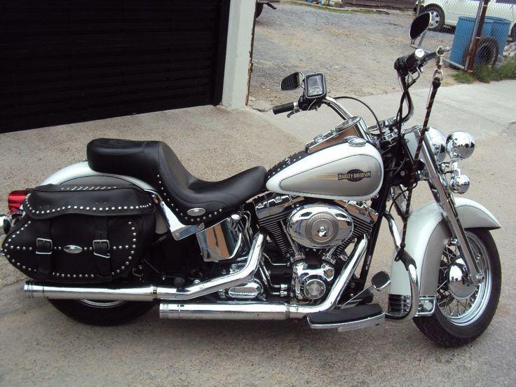 Harley Davidson Heritage 105 aniversario