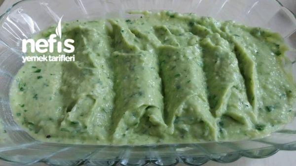 En Lezzetli Avokado Salatasi