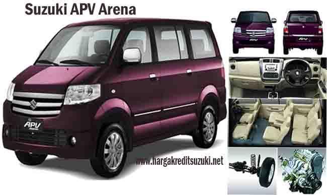 Harga Dan Kredit Suzuki Apv Arena Luxury Garut 2019 Mobil