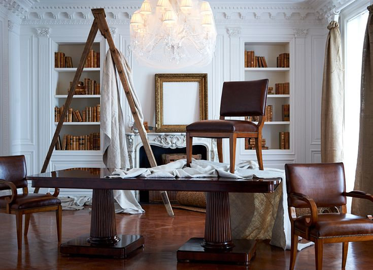 36 best Ralph Lauren Home images on Pinterest Arquitetura - art deco mobel ralph lauren home