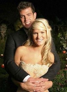 Jesse Palmer and winner Jessica Bowlin from Season 5 www.thefirst10minutes.com