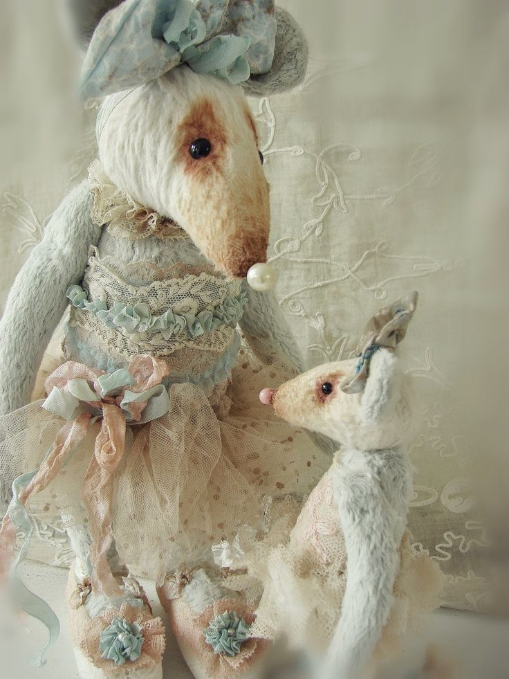 Waar nostalgie en romantiek elkaar ontmoeten...: Muizen ballet...