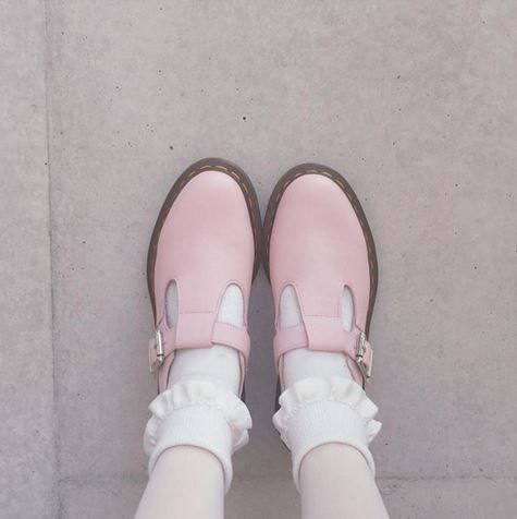 The Bubblegum Virginia Polley Shoe (re-stocking soon), shared by imi_chaco.