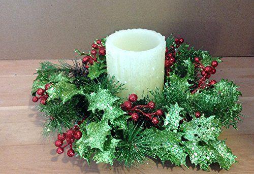 Unique candle rings ideas on pinterest diy