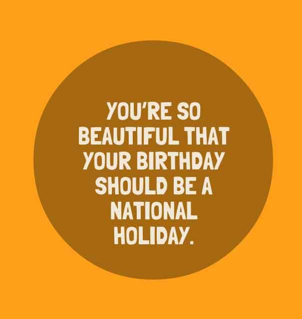 17 Best Ideas About Birthday Pick Up Lines On Pinterest