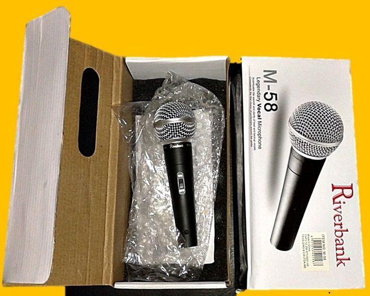 Microfone M-58