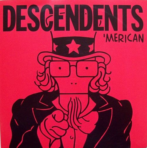 Descendents - 'Merican at Discogs