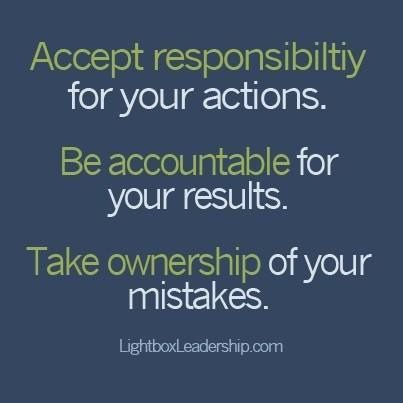 Can't be said enough..... quotes about responsibility - Google Search