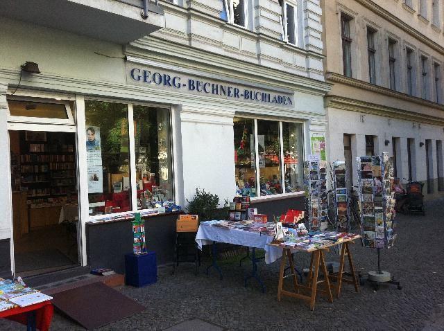 george büchner buchladen berlin
