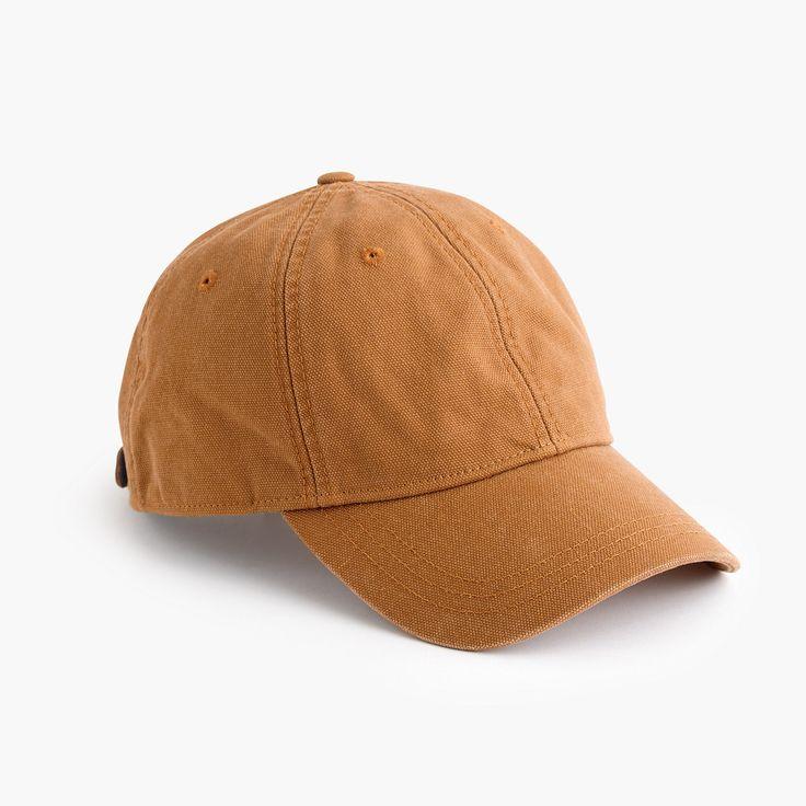Porter Baseball Cap In Wool Mix - Brown Selected aPUugXNf