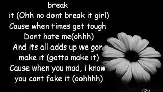 Love Dont Change - Jeremih (Lyrics) - YouTube