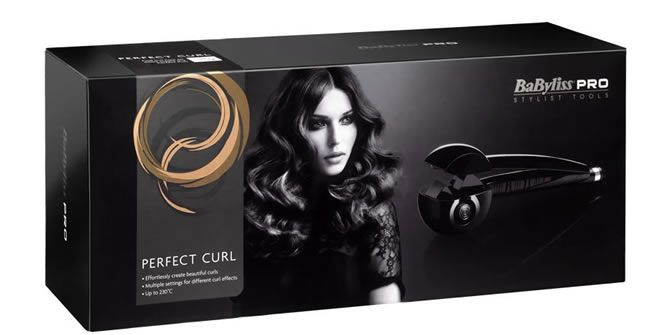 Babyliss Perfect Curl: ricce in 10 secondi