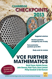 new for 2013 - The most up-to-date exam preparation and revision available for VCE students in 2013.