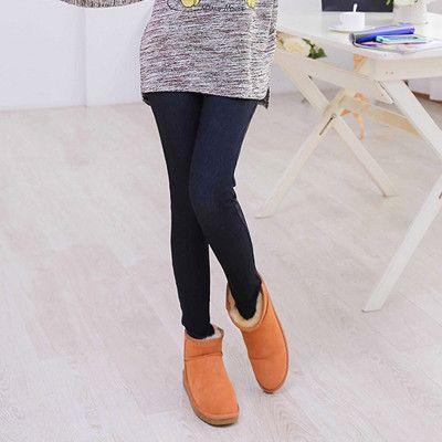 Dmart7deal Women Jeggings Plus Size XL-XXL Jeggings Jeans for Women Polyester Spandex for Ladies 60-110kg