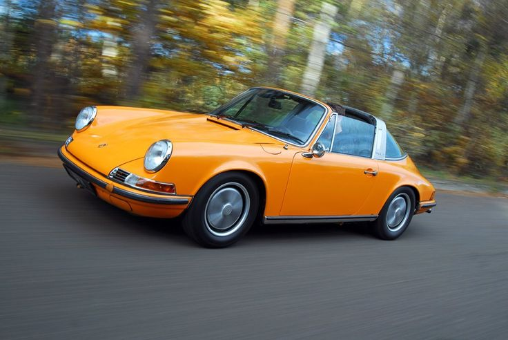 J'adorerais - Flat6 Power - Vintage Porsche 911