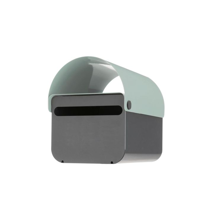 a modern lockable mailbox that will make your house pop - Lockable Mailbox