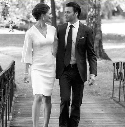 Crown Princess Victoria of Sweden & her husband Daniel - Kruununprinsessa Victoria ja prinssi Daniel