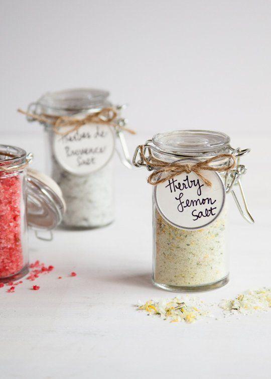 Recipe: Herby Lemon Salt
