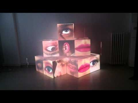 Video Mapping on any surface...