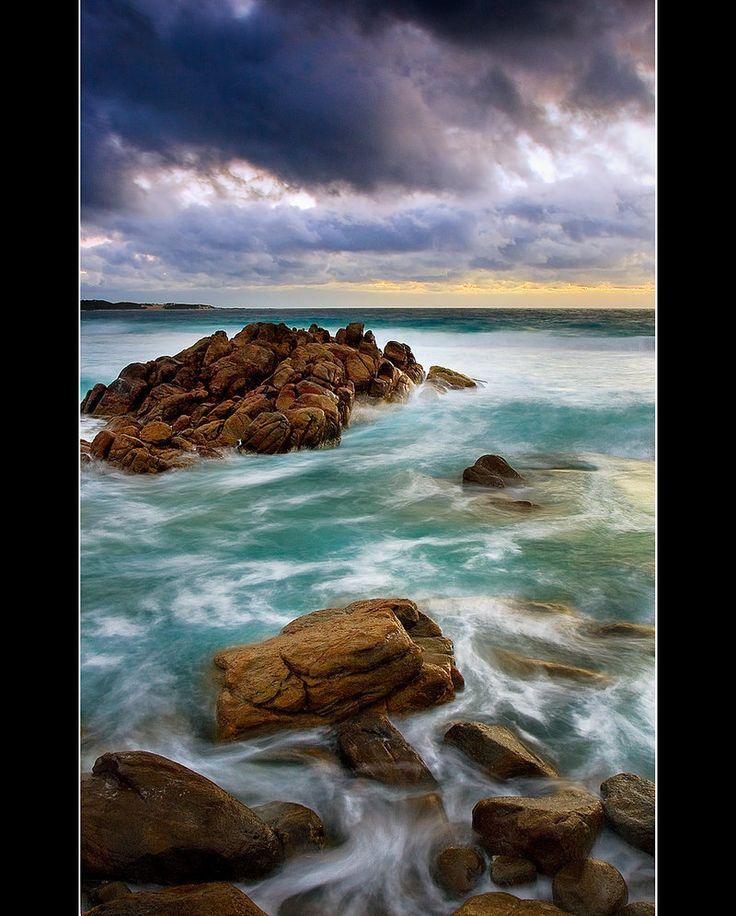 Injidup Beach in Western Australia