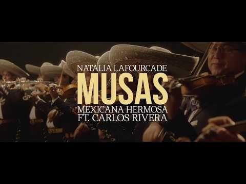 Natalia Lafourcade - Mexicana Hermosa (Versión Mariachi) ft. Carlos Rivera - YouTube