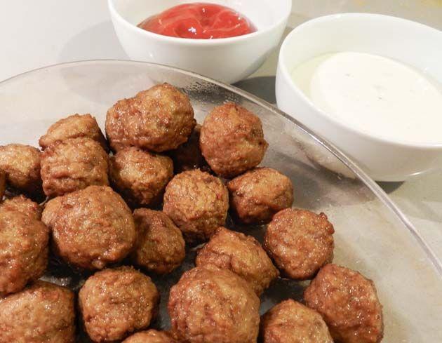 Albóndigas morunas para aperitivo » Divina CocinaRecetas fáciles, cocina andaluza y del mundo. » Divina Cocina